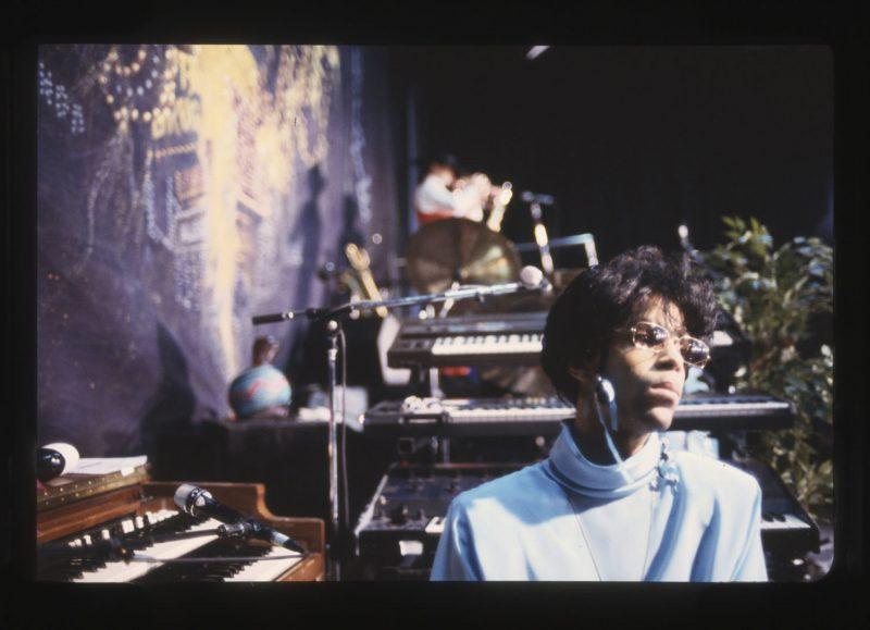 Prince (photo: Jeff Katz/Courtesy of the Prince Estate)