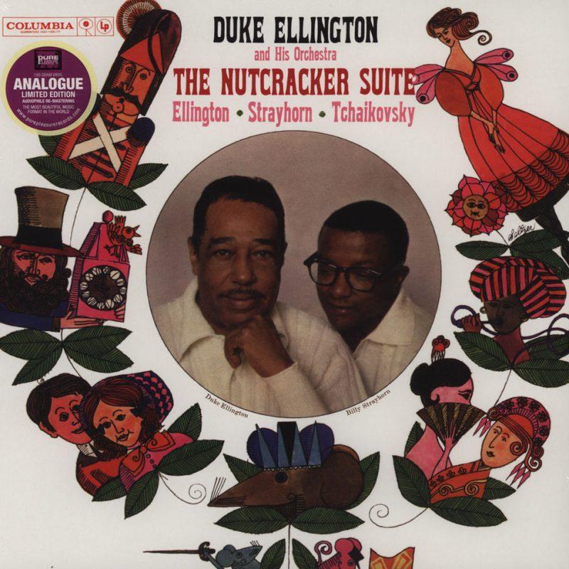Cover of Duke Ellington's album The Nutcracker Suite