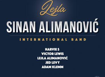 Sinan Alimanović International Band