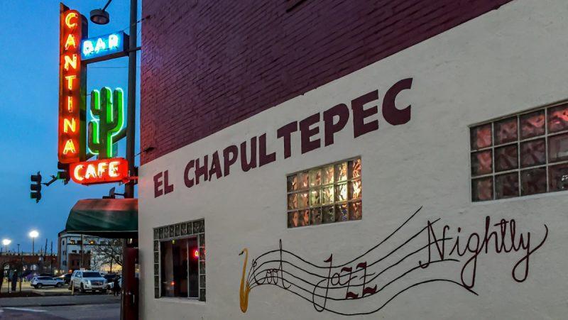 El Chapultepec in Denver, Colorado