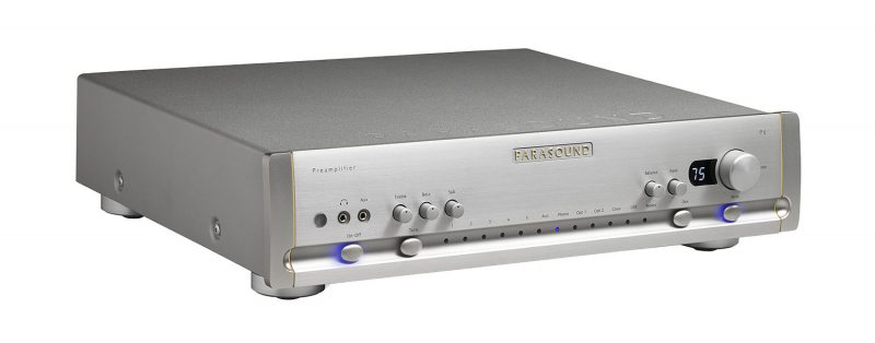 The Parasound Halo P6 DAC-preamp is one of our audio products of the year.