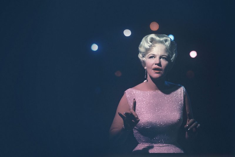 Peggy Lee in 1953 (photo: Ormond Gigli)