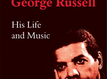 Cover of Duncan Heining book Stratusphunk: George Russell - His Life and Music