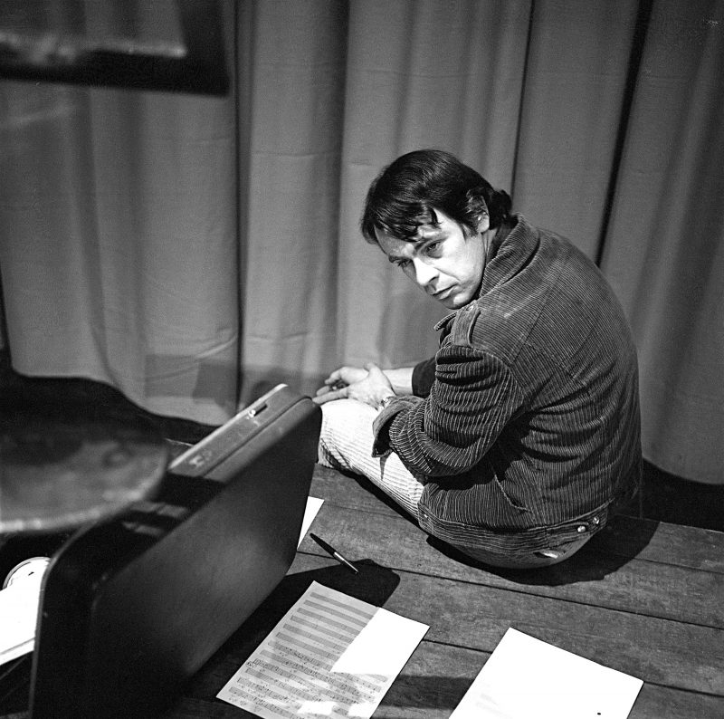 Phil Woods at the 1968 Bologna Jazz Festival