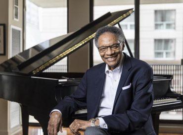 Ramsey Lewis Resumes Saturday Salon Concert Series