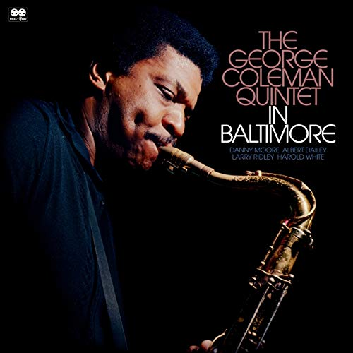 The cover of In Baltimore by George Coleman