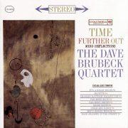 Cover of Dave Brubeck Quartet album Time Further Out