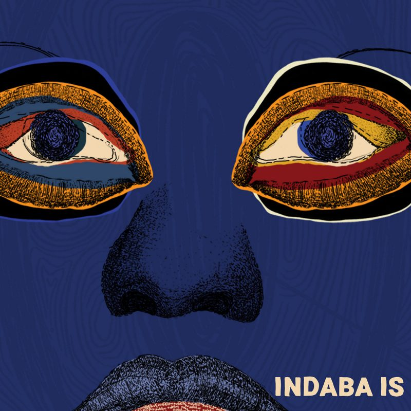 Cover of the Indaba Is compilation