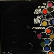 Cover of Herbie Mann album Flute, Brass, Vibes and Percussion