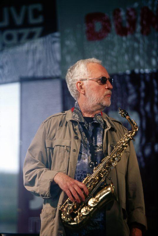 Lee Konitz Newport 2004