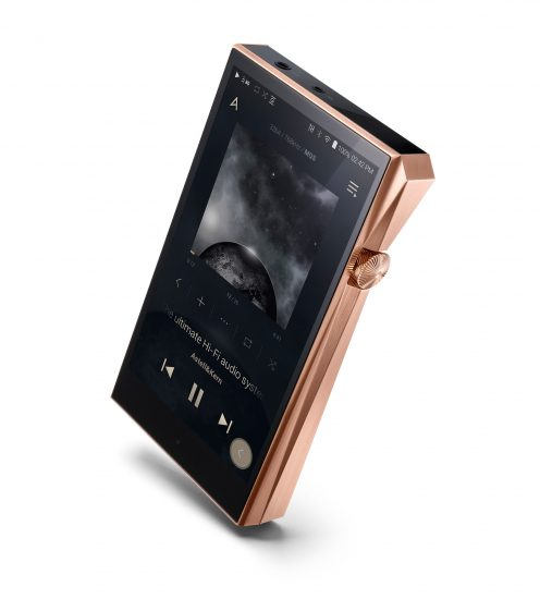 Astell&Kern's A&Ultima SP2000 music player