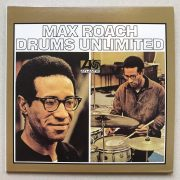 Cover of Max Roach Drums Unlimited