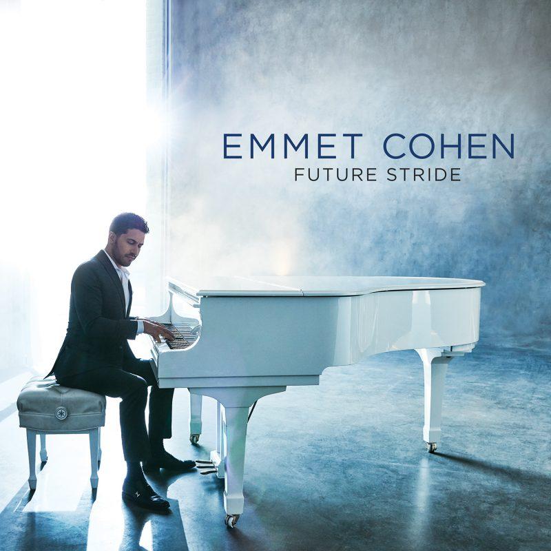 Cover of Future Stride album by Emmet Cohen
