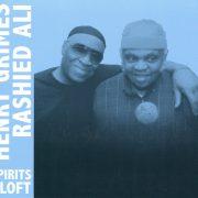 Cover of Henry Grimes & Rashied Ali album Spirits Aloft