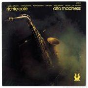 Cover of Richie Cole album Alto Madness