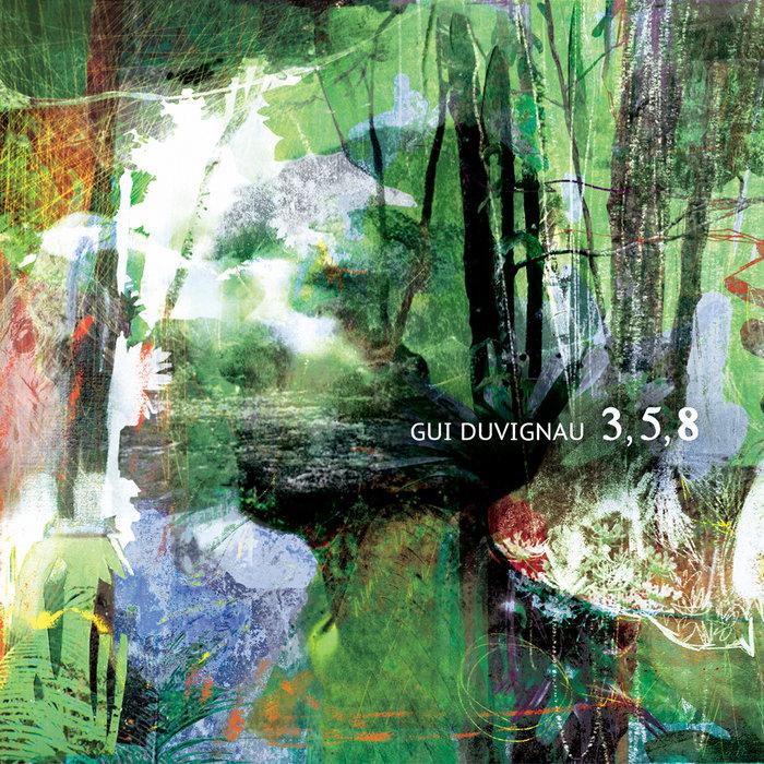Cover of Gui Duvignau album 3, 5, 8