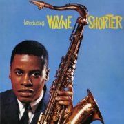 Cover of Introducing Wayne Shorter album