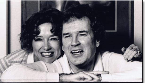 Dave Mackay and Cathy Segal-Garcia
