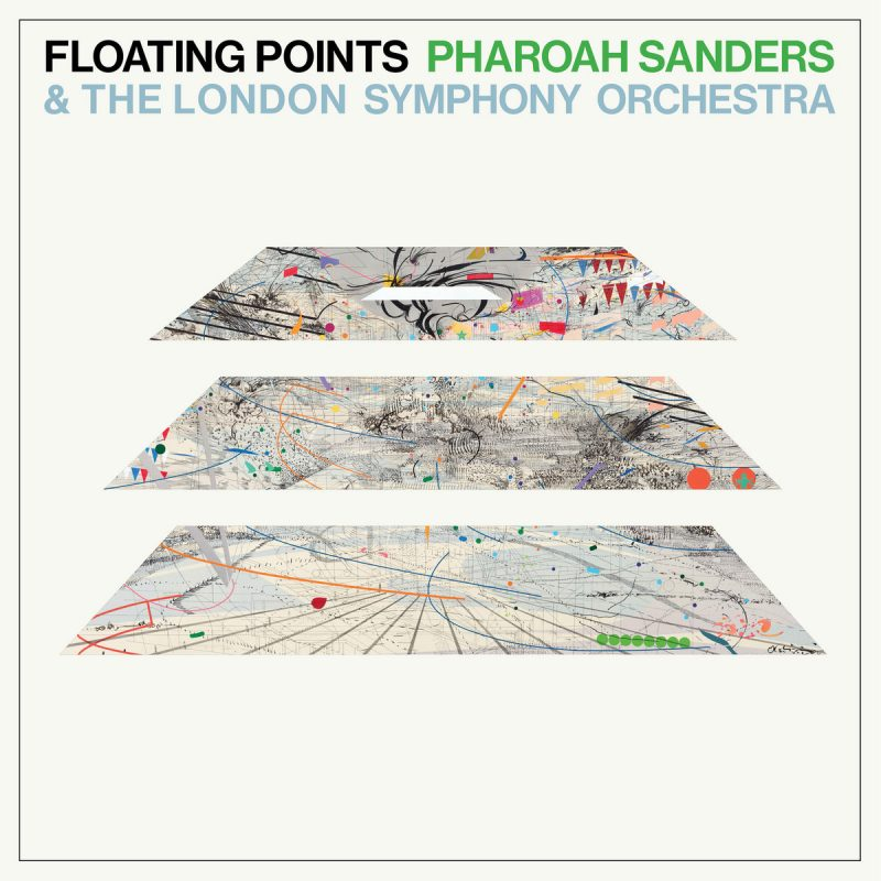 Cover of Promises by Floating Point, Pharoah Sanders and The London Symphony Orchestra