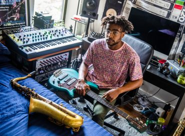 Morgan Guerin: So Many Instruments, So Little Time