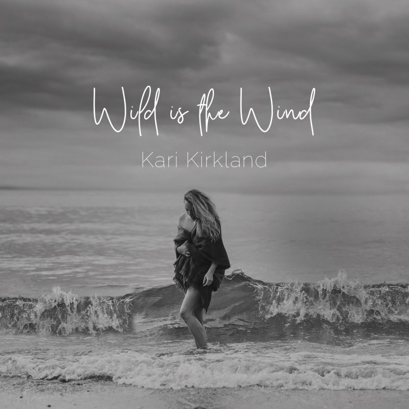 Cover of Kari Kirkland album Wild Is the Wind