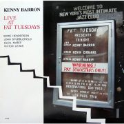Kenny Barron Live at Fat Tuesdays cover