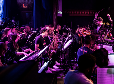 The 8-Bit Big Band: At the Top of Its Game