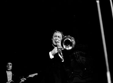 Chris Barber 1930–2021