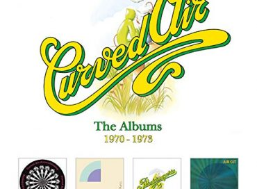 Curved Air: The Albums 1970-1973 (Esoteric/Cherry Red)