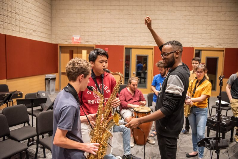 New England Conservatory Jazz Lab