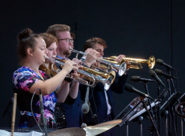 Deadline Extended for Next Generation Jazz Orchestra Auditions