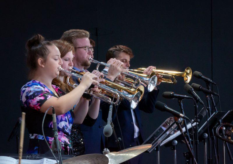 2019 Next Generation Jazz Orchestra (photo by Claudio Valenzuela)