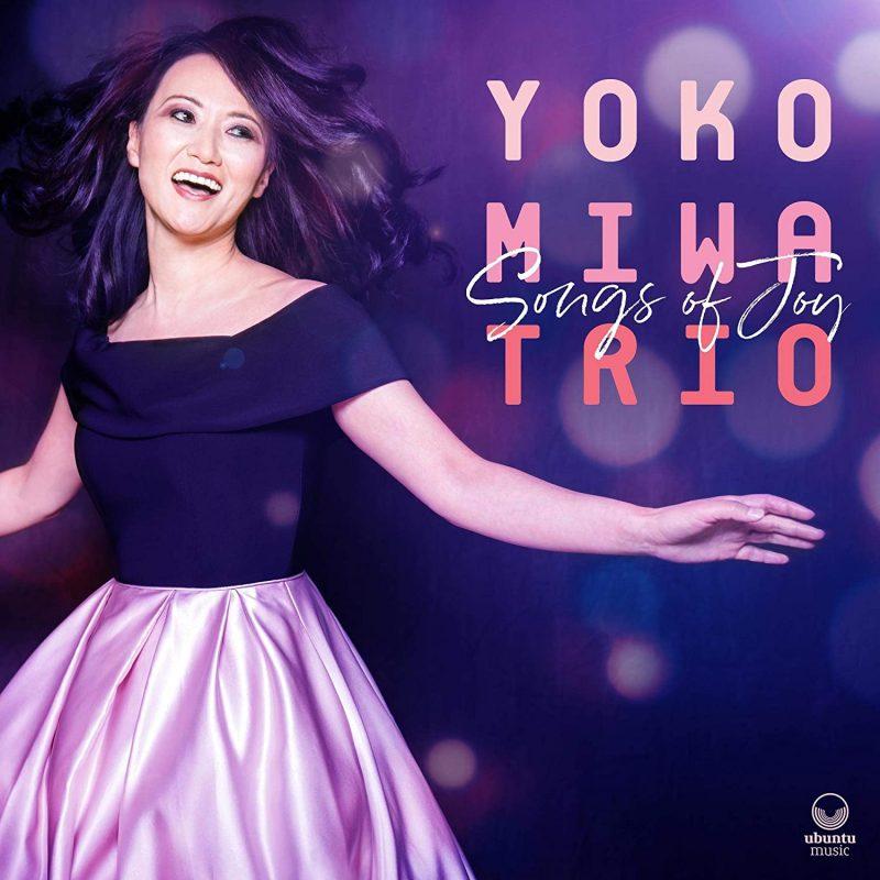 Cover of Yoko Miwa Trio album Songs of Joy