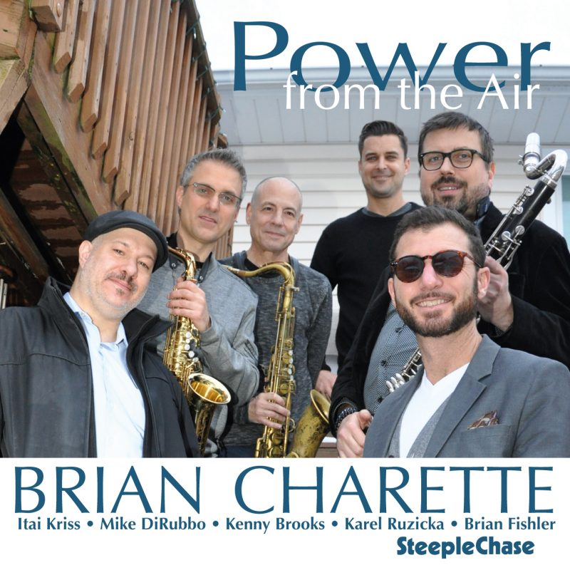 Brian Charette: Power from the Air