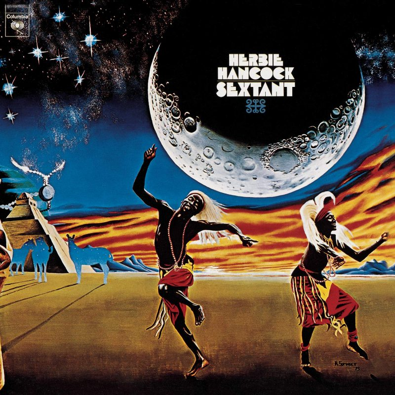 Herbie Hancock's Sextant is one of several albums Buster Williams and Eddie Henderson worked on together