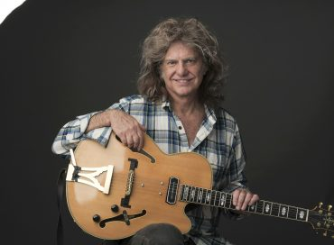Pat Metheny Talks Composition with John Pizzarelli