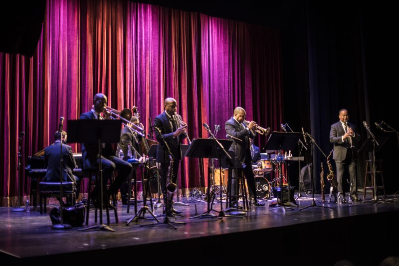 Wynton Marsalis and Jazz at Lincoln Center Orchestra Septet