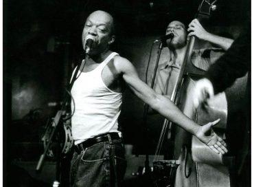 Kemp Harris Trio Live on Zoom
