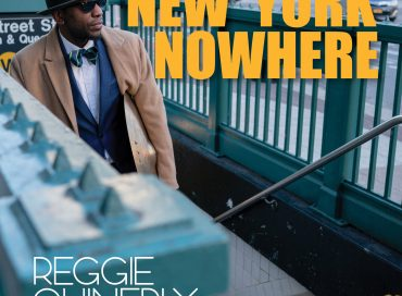 Reggie Quinerly: New York Nowhere (Redefinition)