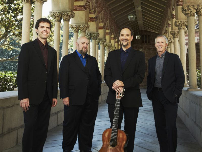 The Los Angeles Guitar Quartet