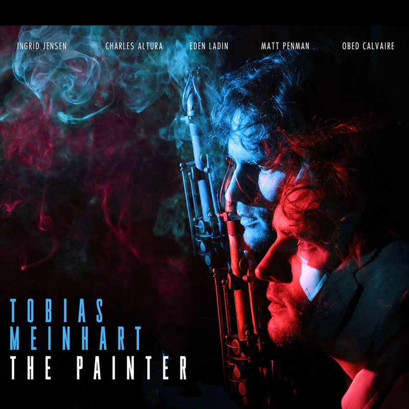 Cover of The Painter by Tobias Meinhart.
