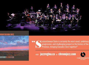 The Regina Jazz Society's Saskatchewan Suite