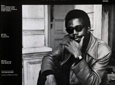 Chester Thompson: Powerhouse (Black Jazz/Real Gone)