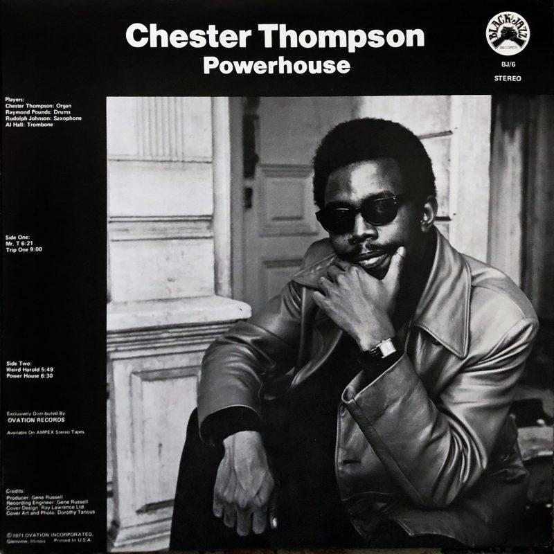 Chester Thompson: Powerhouse