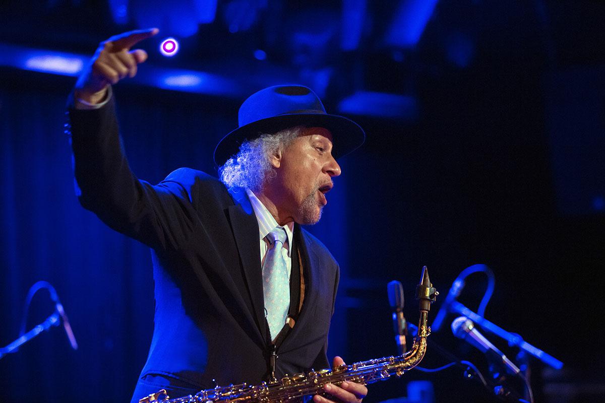 Gary Bartz & Jazz Is Dead