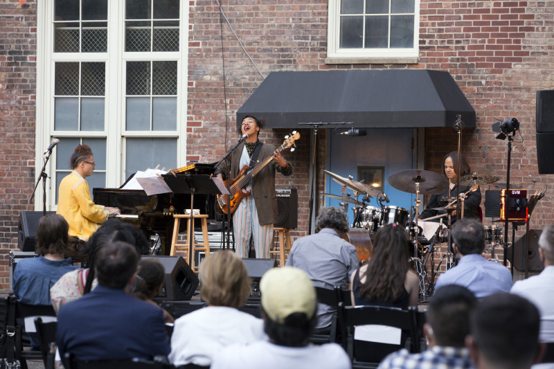 A Tribute to Wayne Shorter at New York's River to River Festival