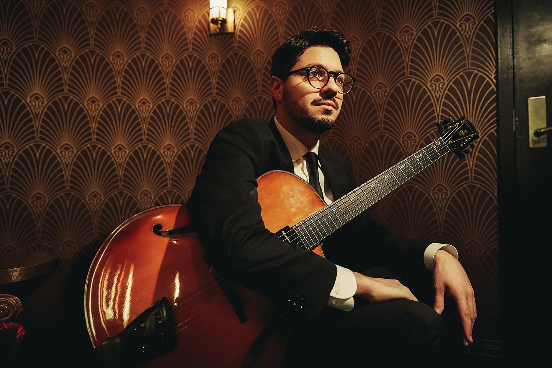 Pasquale Grasso: The Pianistic Guitarist