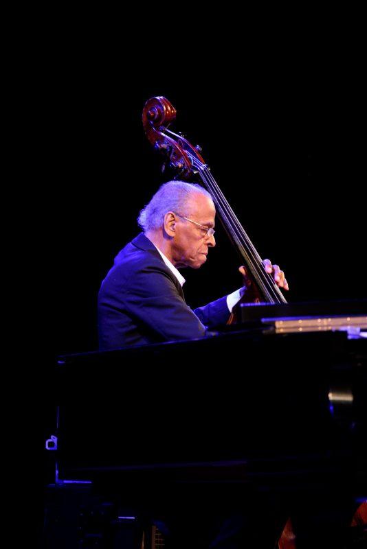Cecil McBee at the 2021 Spoleto Festival USA