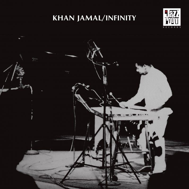 Cover of Khan Jamal album Infinity