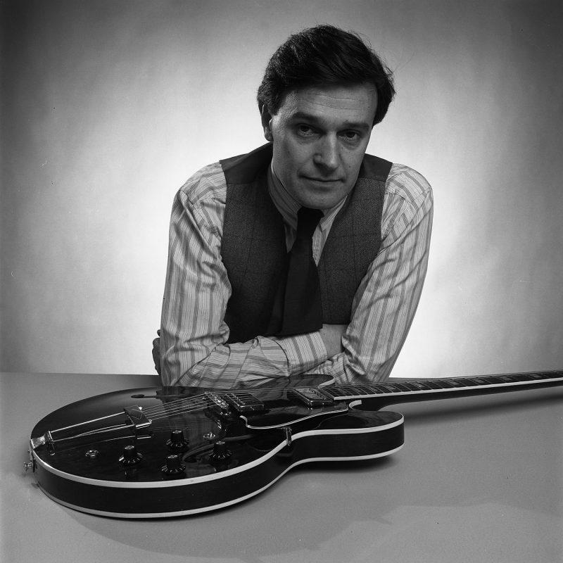John McLaughlin in the 1970s (Photo: Don Hunstein/Sony Music Entertainment)